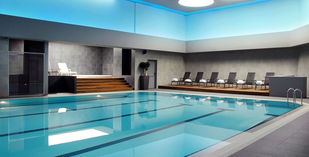 Institutional Pools & Spas